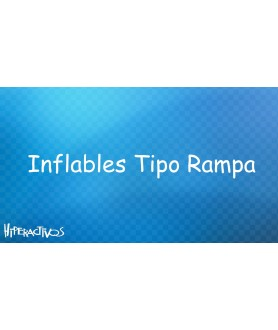 Inflables Tipo Rampa